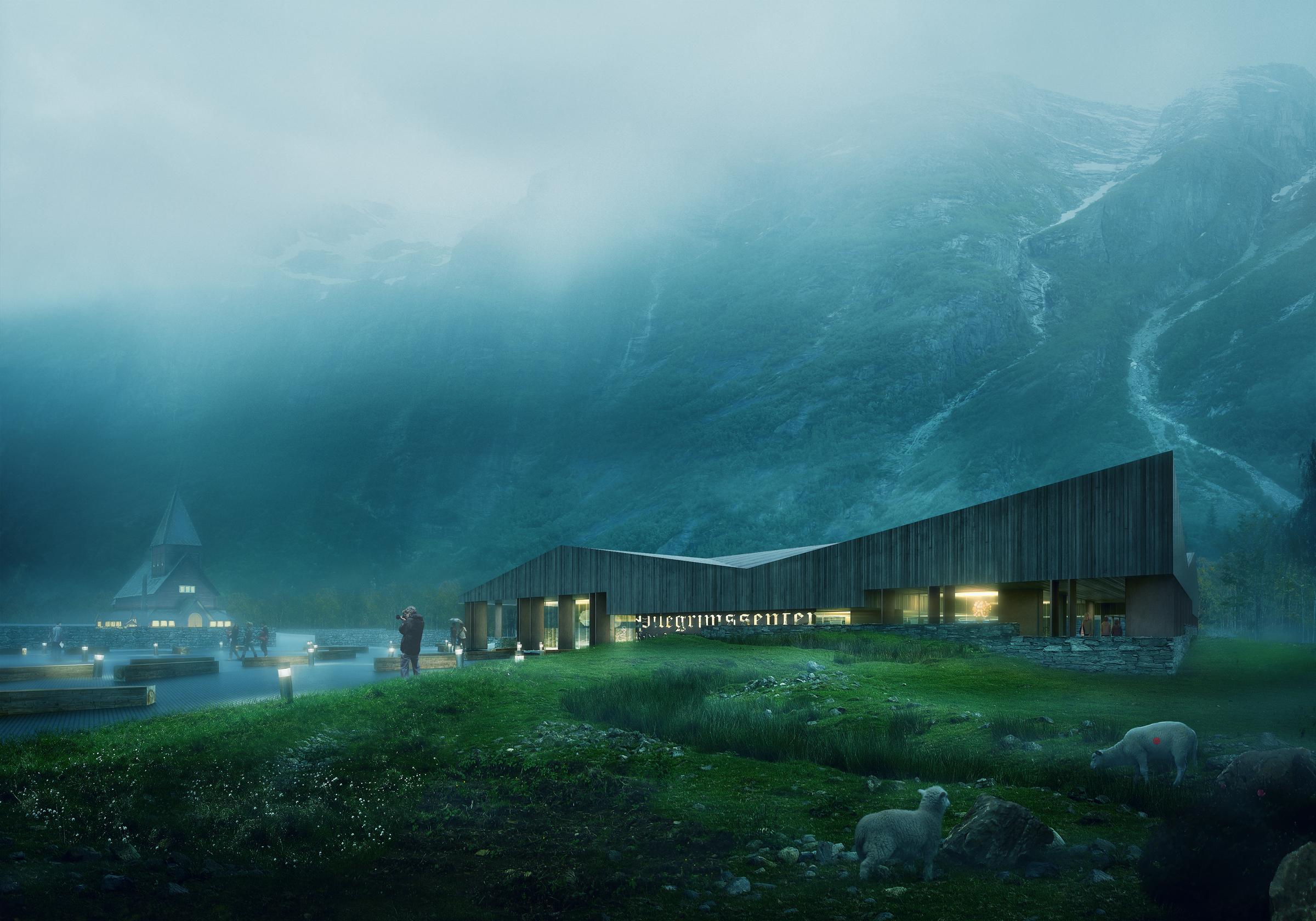 Pilgrimage Center, Røldal, NO